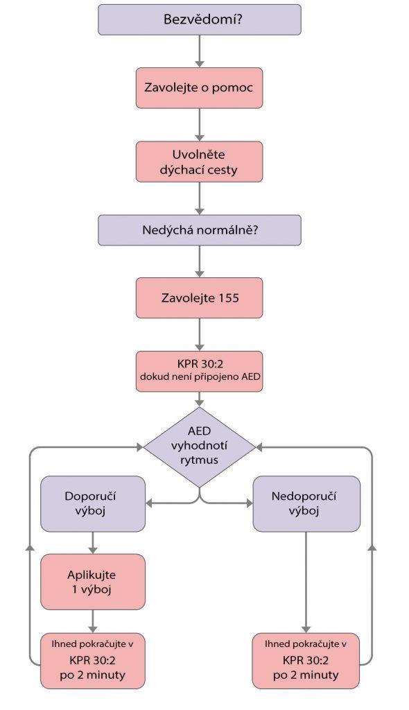 Algoritmus základní KPR